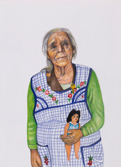 Juanita Romero Portrait