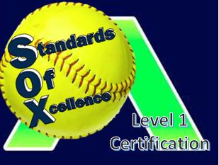 sox lvl 1 certification