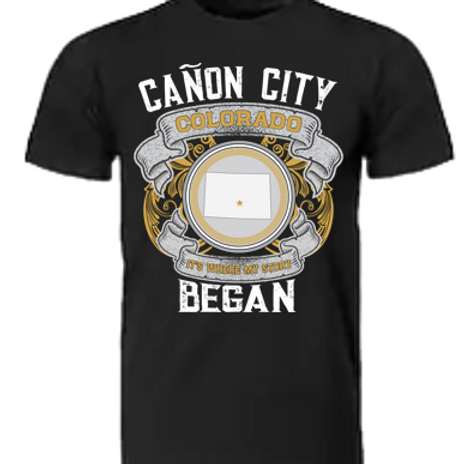 Canon City Where It Began
