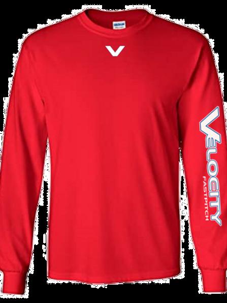 Velocity Long Sleeve Tee