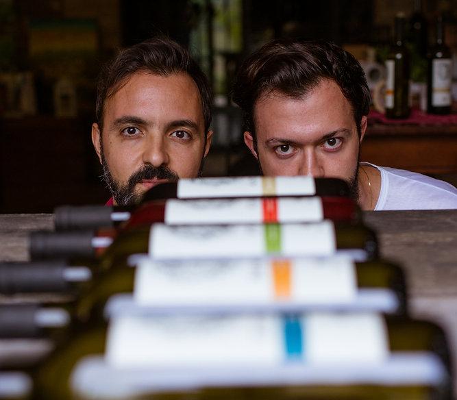 Antonello e Francesco Savini fratelli Anfra