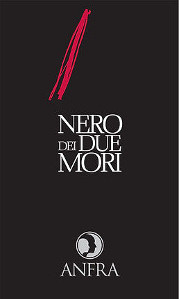 Nero dei Due Mori etichetta