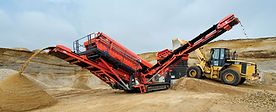 Quarry Contractor, crushing, screening, overburden stripping, mining services