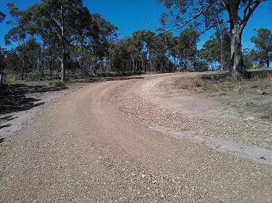 Gravel Driveway and Road Tasmania