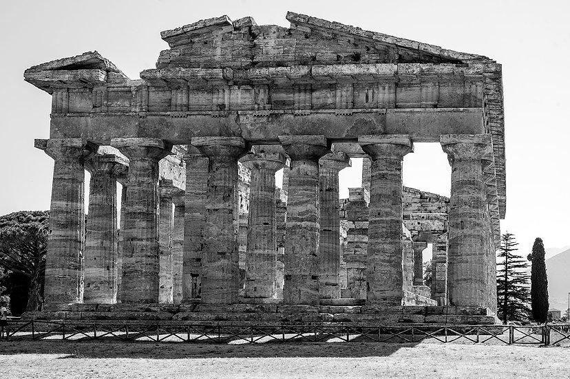 Tempio di Nettuno, Paestum 2020 (1) | Isabella Balena