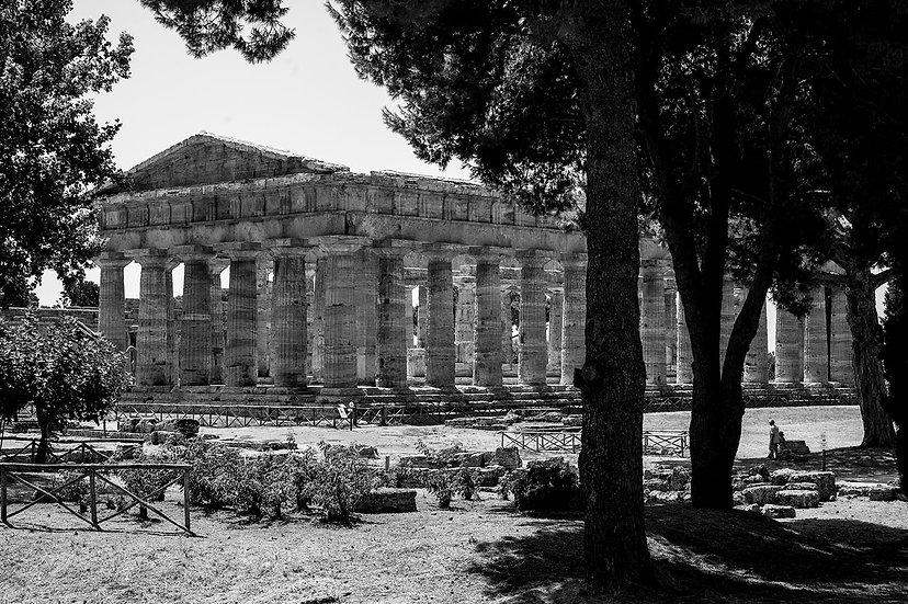 Tempio di Nettuno, Paestum 2020 (2) | Isabella Balena