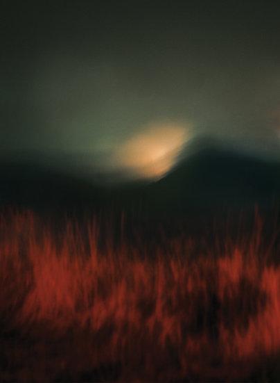 Rosso e luna | Franco Carlisi