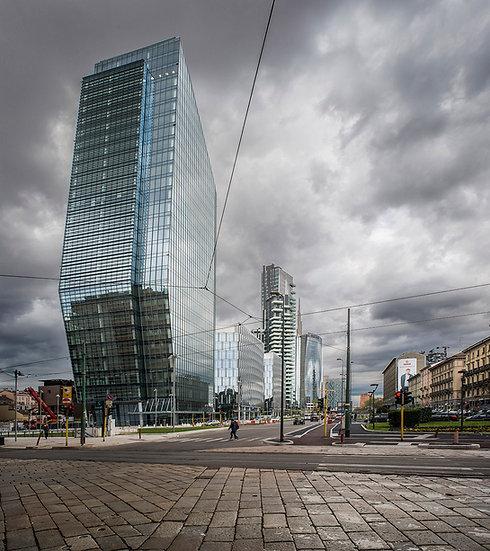 Milano, Viale Liberazione | Pio Tarantini