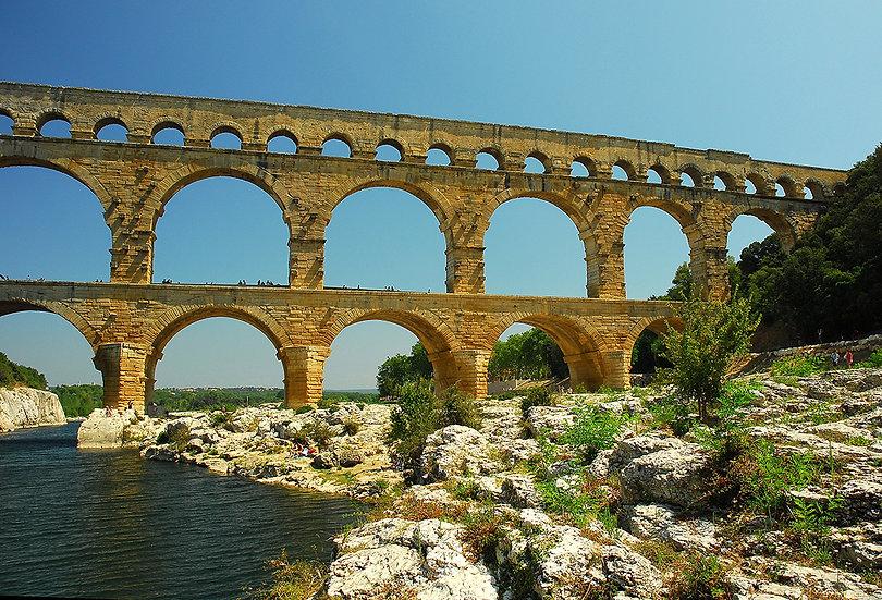 Pont du Gard 110 | Luca Cortese