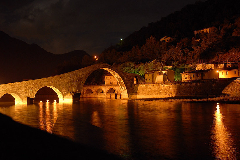 Ponte del Diavolo (Lucca) | Luca Cortese