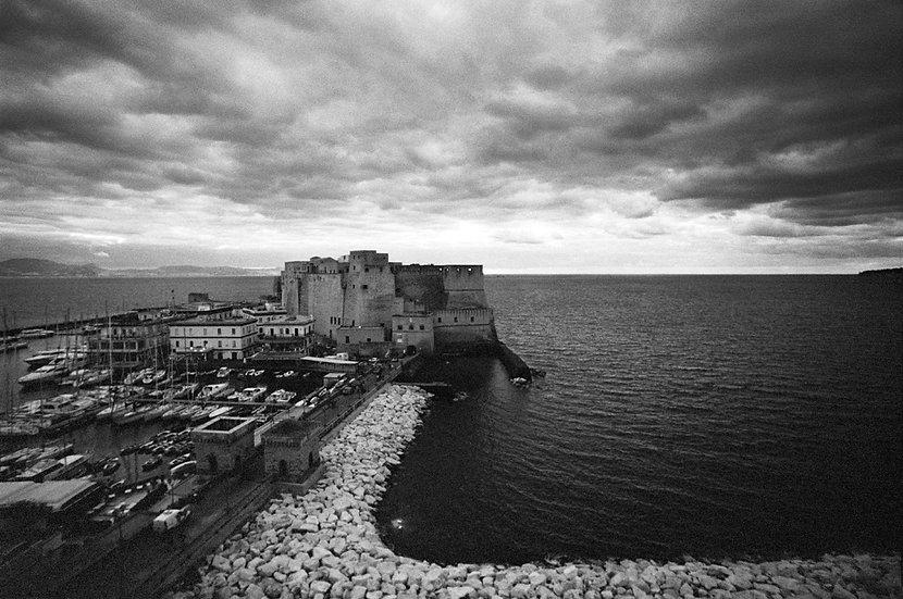 Napoli, Castel Dell'Ovo | Francesco Cito