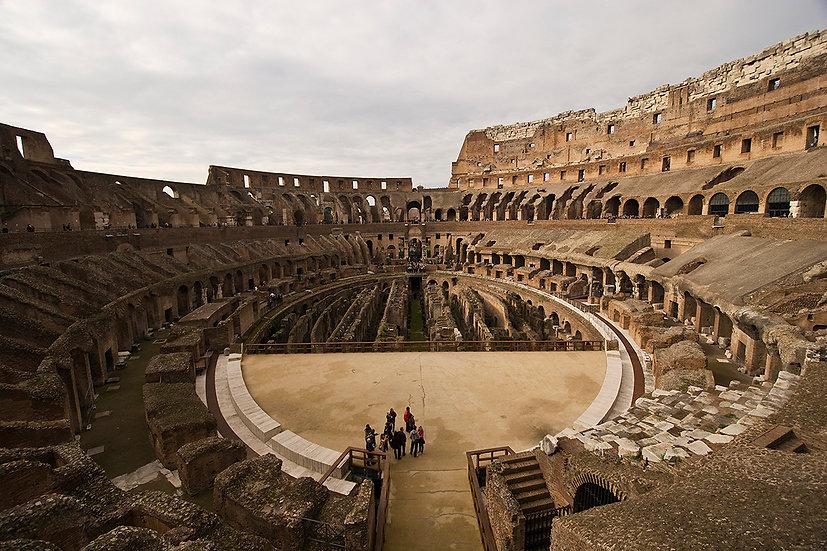 Coliseum 1 | Luca Cortese