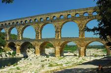 Luca Cortese_Francia_Pont du Gard_Agosto