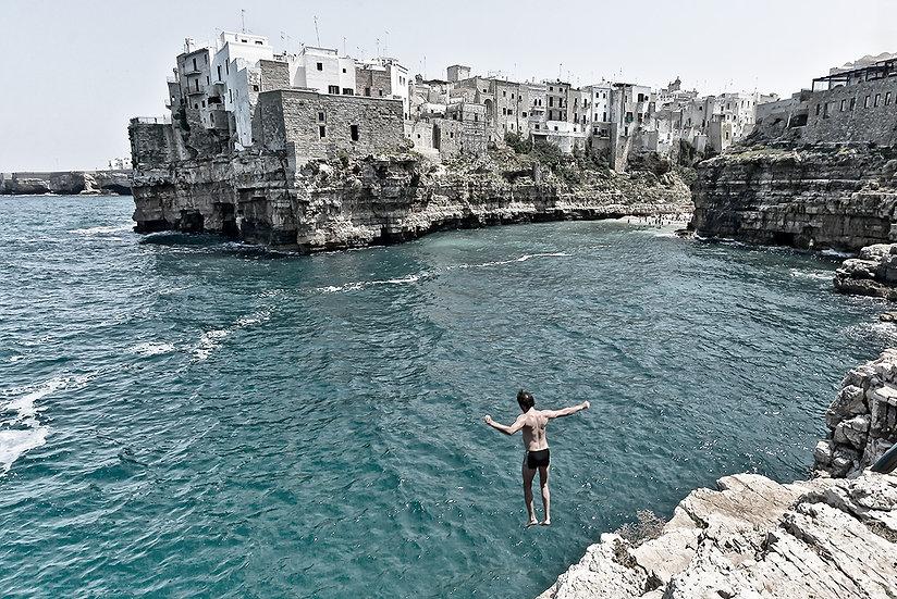 Polignano a mare (BA) | Gianni Maffi
