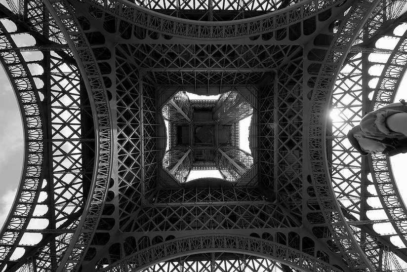 L'armèe à la Tour Eiffel | Luca Cortese