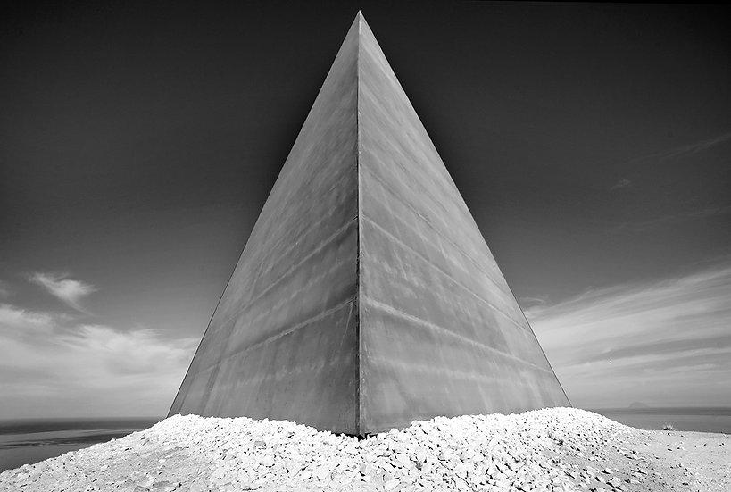La piramide 2, Motta d'Affermo (ME) | Carlo Riggi