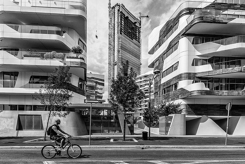 Milano, Via Senofonte | Gianni Maffi