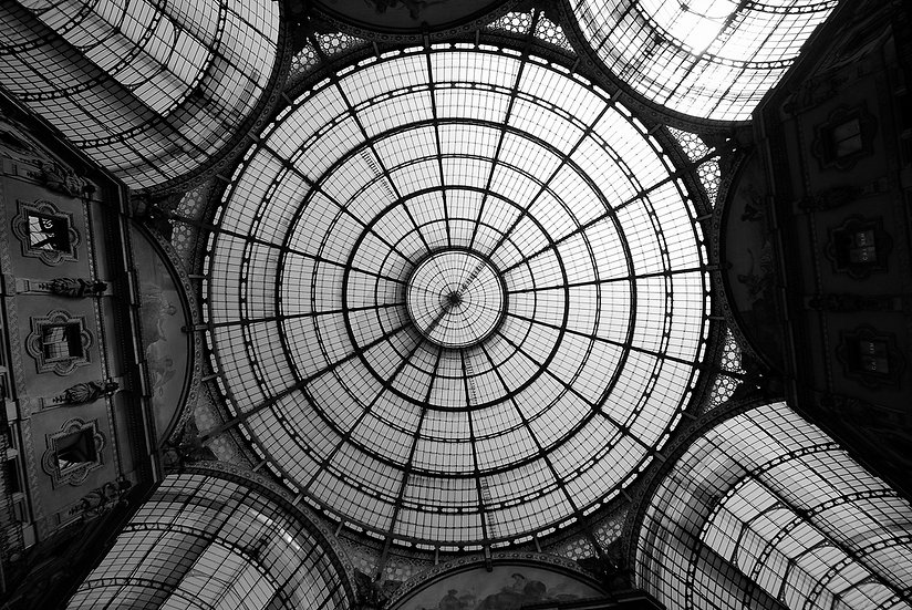 The great dome| Luca Cortese