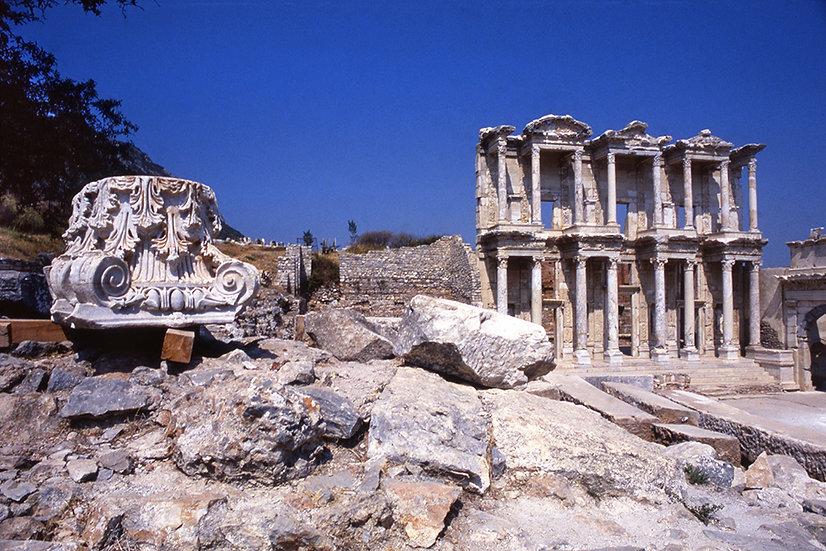 Biblioteca di Efeso-Celso 2 (Turchia) | Gianni Maffi