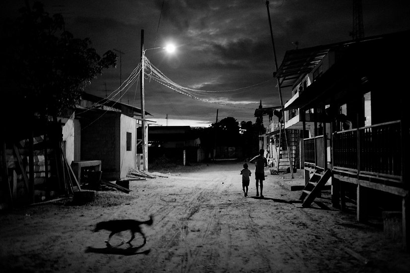 Tramonto a Cojimies (Ecuador) | Daniele Vita