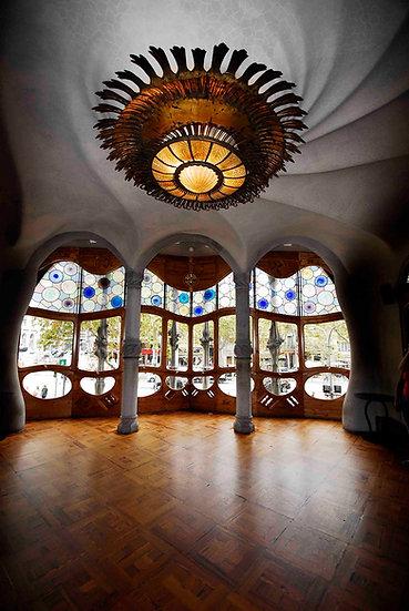 Gaudì window | Luca Cortese