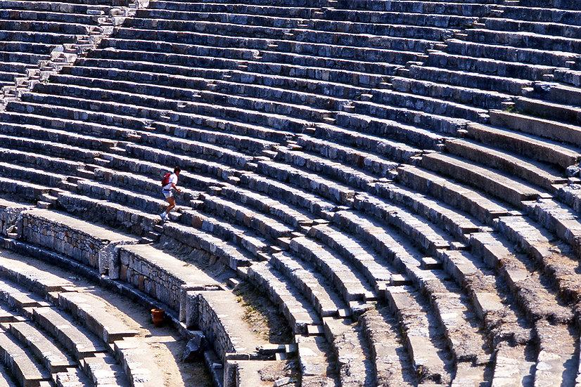 Teatro di Efeso 1990 | Gianni Maffi