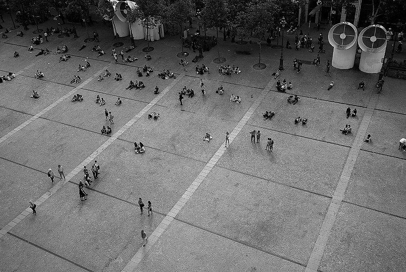 Beaubourg, Parigi | Luca Cortese