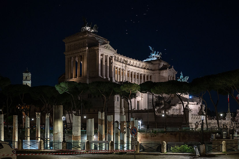 Roma 2 | Isabella Balena