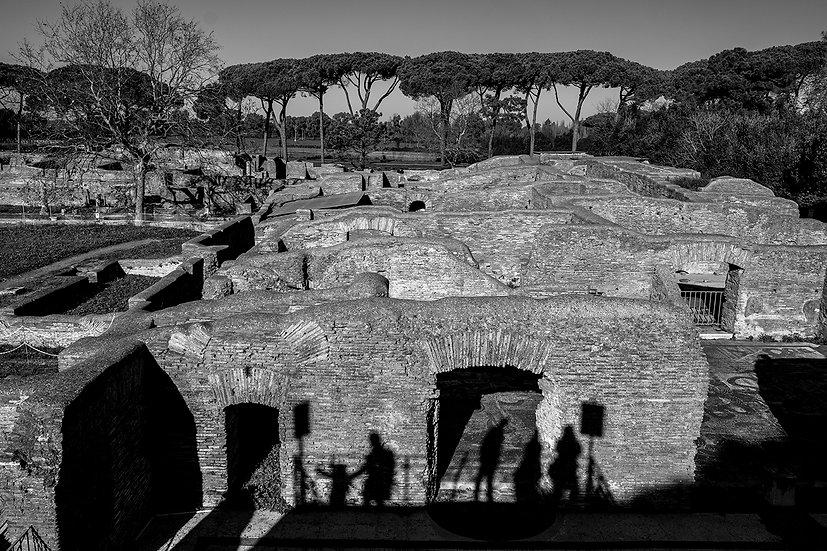 Ostia antica 1 | Isabella Balena