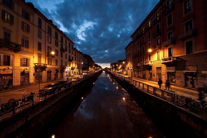 Milano, Navigli | Luca Cortese