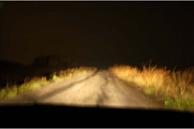 On the road   Franco Carlisi