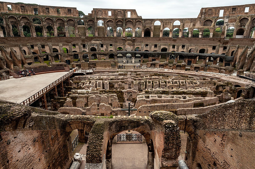 Colosseo 2 | Isabella Balena