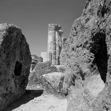 Franco Carlisi_Valle dei Templi_70x70