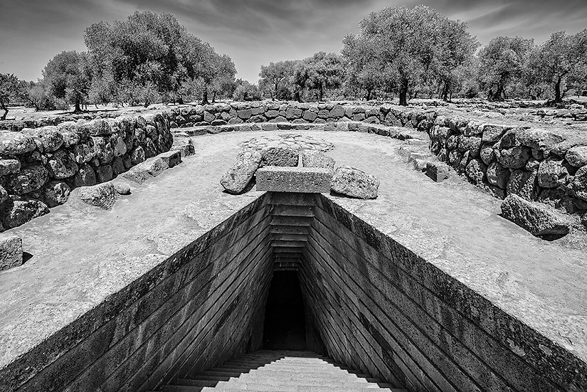 Pozzo di Santa Cristina (Sardegna) | Gianni Maffi