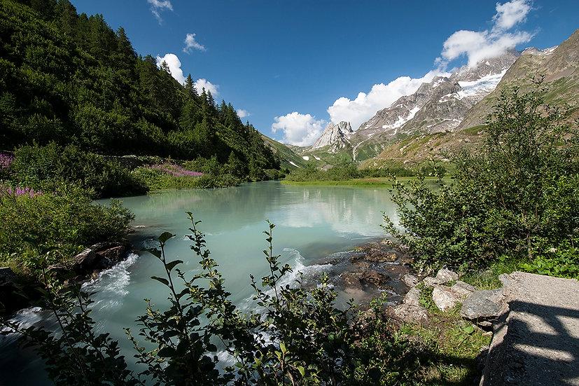 Verso il Lac du Combal | Luca Cortese