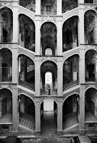 Napoli, Palazzo dello Spagnuolo | Francesco Cito