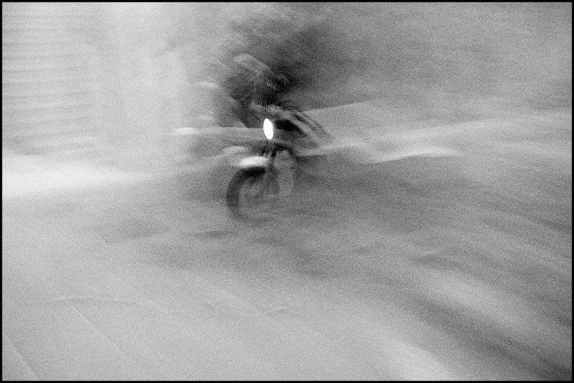 Luce nebbia | Carlo Riggi