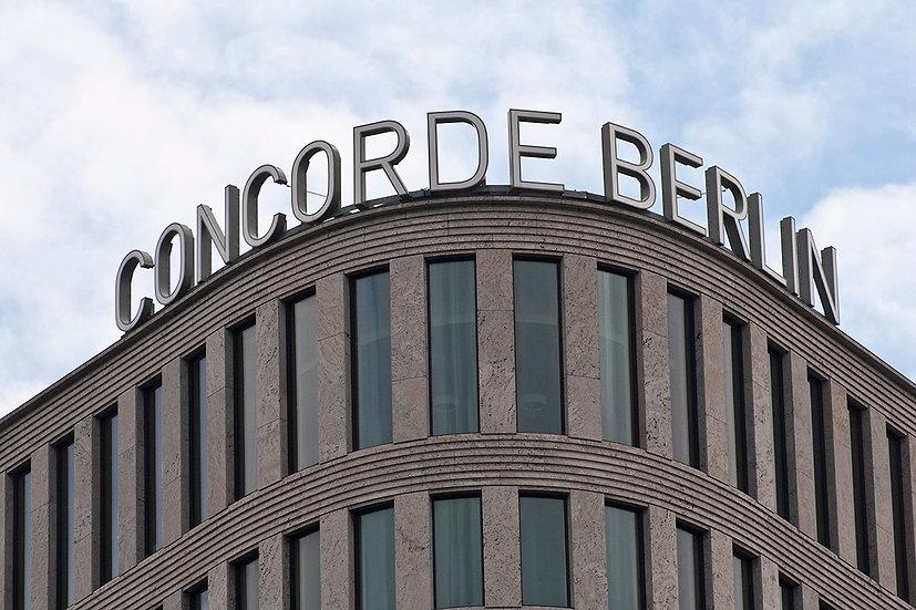 Concorde Berlin | Luca Cortese