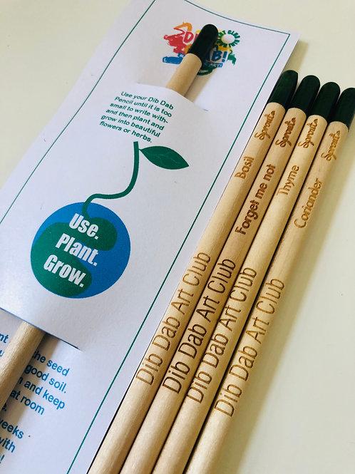 Dib Dab Sprout Pencil
