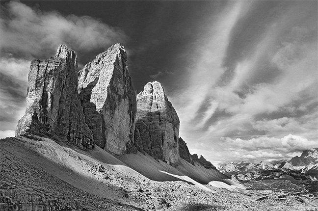 Le Tre Cime | Gianni Maffi
