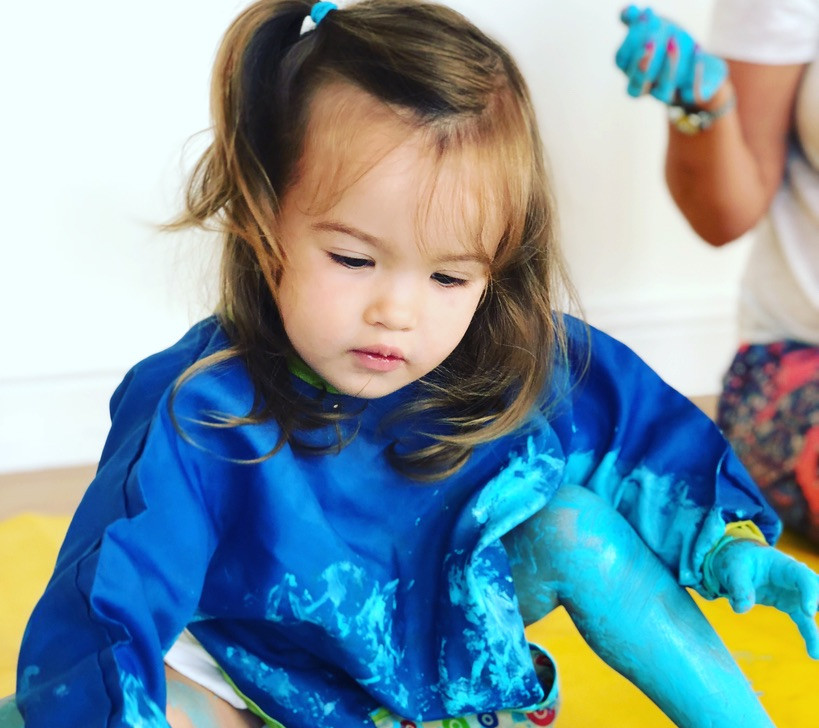 BABY MESSY