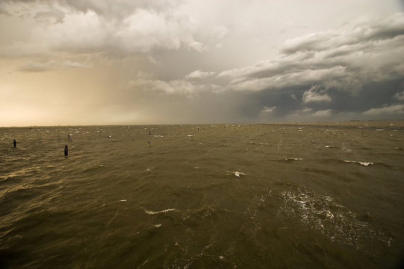 Tempesta in laguna 1 | Luca Cortese
