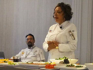 Chef Cassondra Offers Healthy Eating Advice at Garden2Table Workshop
