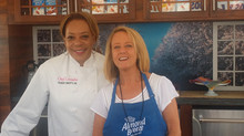 Chef Cassondra teams with Almond Breeze at 'Taste of Dallas' food festival