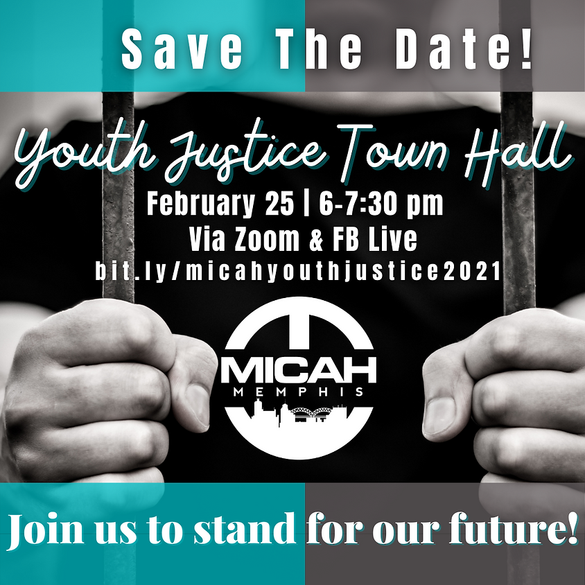 Youth Justice Town Hall