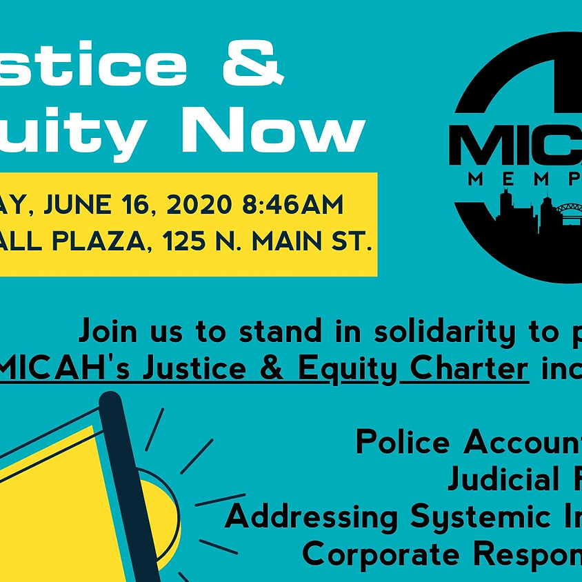 Justice & Equity NOW