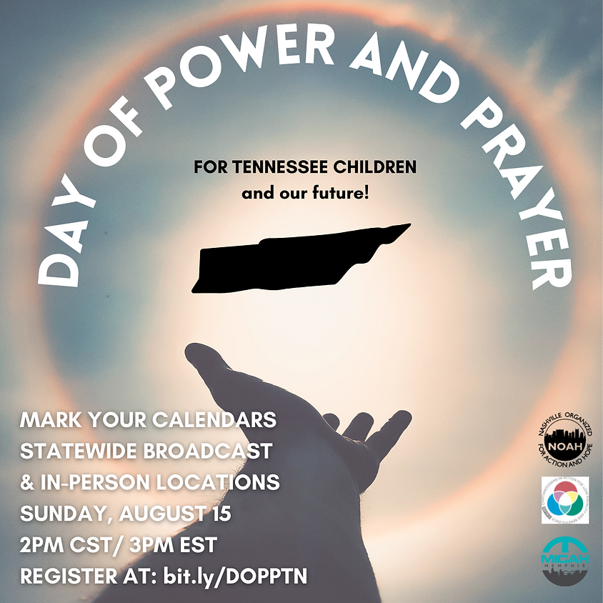 Day of Power and Prayer