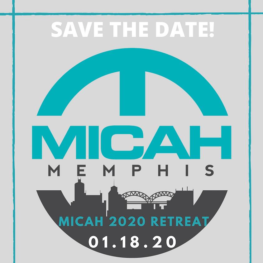 MICAH 2020 Board Retreat