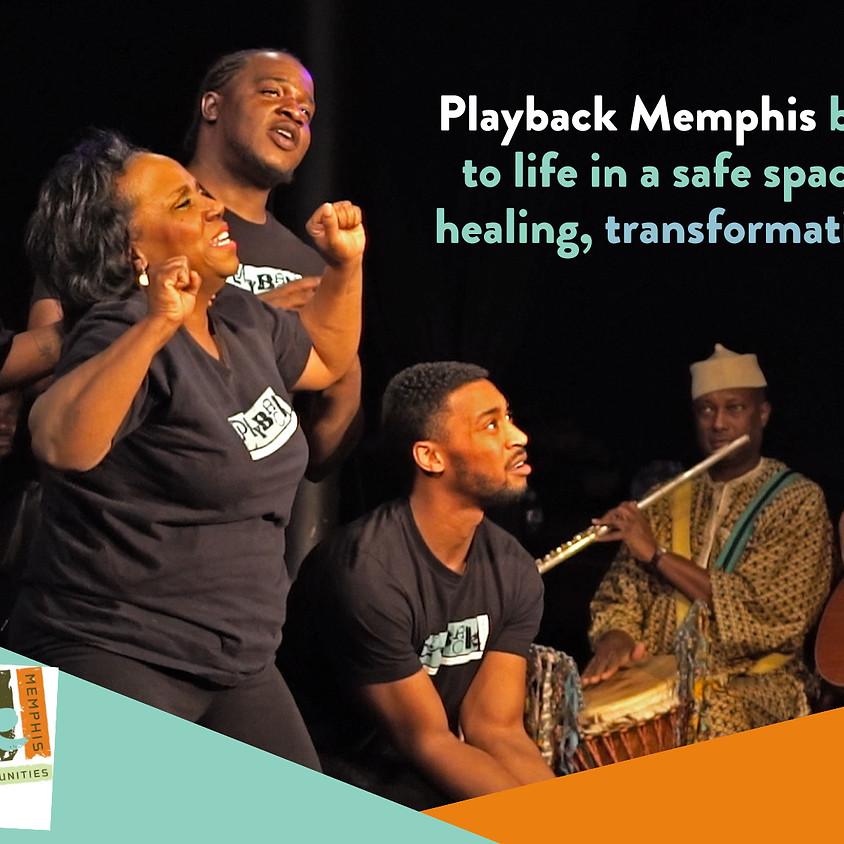 MICAH night with Playback Memphis (virtual)