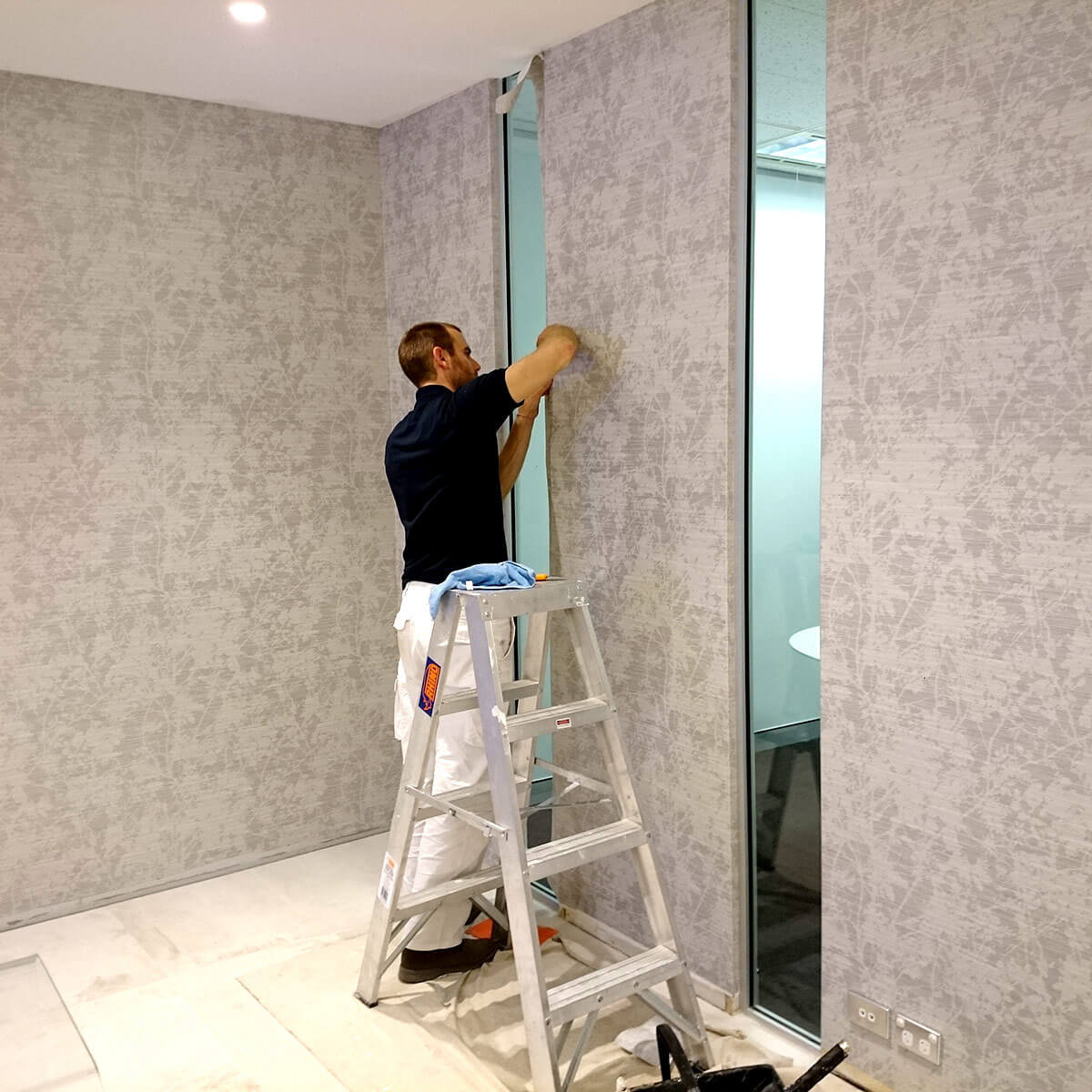 Wallpaper Removal Services